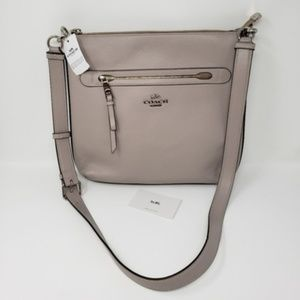 Coach Bags - Brand New Coach Leather Crossbody Bag MSRP $325